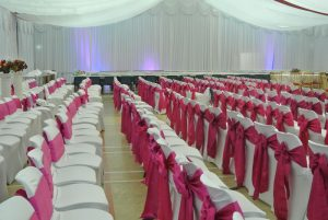 Buckinghamshire Chair Cover Hire
