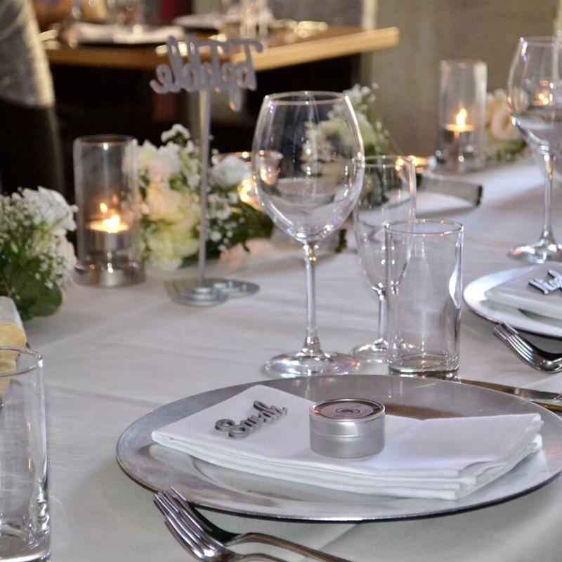 Elegant Wedding Linen Hire
